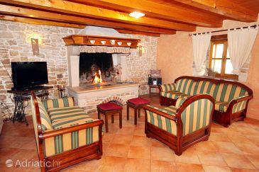 House K-3391 - Vacation Rentals Pustijanci (Središnja Istra) - 3391