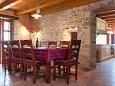 Dining room - House K-3391 - Vacation Rentals Pustijanci (Središnja Istra) - 3391