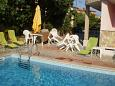 Courtyard Rovinj (Rovinj) - Accommodation 3394 - Apartments with pebble beach.