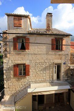 Property Komiža (Vis) - Accommodation 3469 - Vacation Rentals near sea with pebble beach.