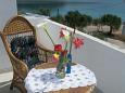 Mala Lamjana, Balcony u smještaju tipa apartment, s pogledom na more i WIFI.