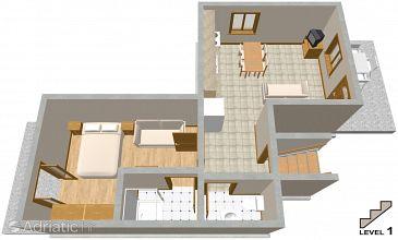 Apartment A-349-b - Apartments Mala Lamjana (Ugljan) - 349