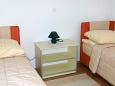 Bedroom 2 - Apartment A-3555-i - Apartments Novalja (Pag) - 3555