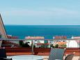 Terrace - view - Apartment A-3555-k - Apartments Novalja (Pag) - 3555