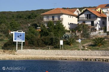 Property Sveti Petar (Biograd) - Accommodation 358 - Apartments near sea with pebble beach.