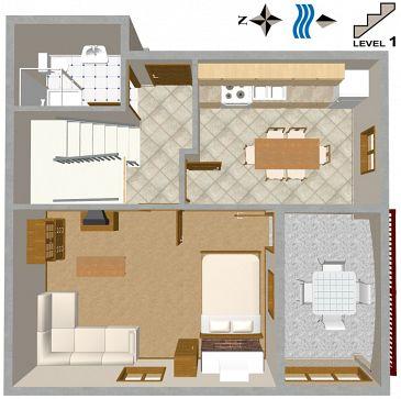 Apartament A-359-a - Apartamenty Sveti Petar (Biograd) - 359