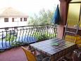 Terrace 2 - view - Apartment A-359-a - Apartments Sveti Petar (Biograd) - 359