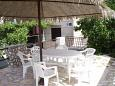 Courtyard Sveti Petar (Biograd) - Accommodation 359 - Apartments near sea with pebble beach.