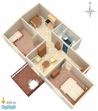 Apartment A-368-c - Apartments Biograd na Moru (Biograd) - 368