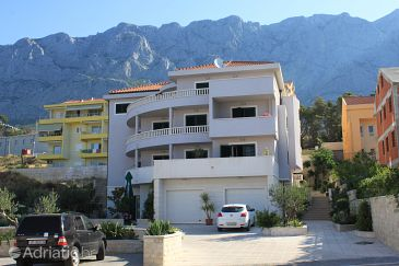 Property Makarska (Makarska) - Accommodation 3751 - Apartments in Croatia.
