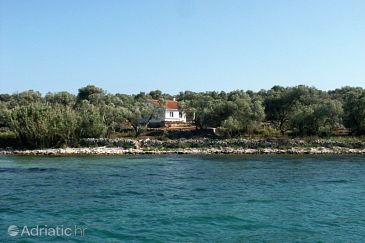 Krknata, Dugi otok, Property 397 - Vacation Rentals blizu mora with rocky beach.