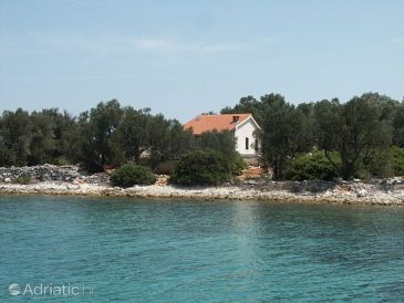 Krknata, Dugi otok, Property 399 - Vacation Rentals blizu mora with rocky beach.