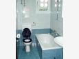 Bathroom 1 - Apartment A-4001-b - Apartments Jelsa (Hvar) - 4001