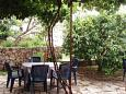 Courtyard Jelsa (Hvar) - Accommodation 4001 - Apartments near sea with pebble beach.
