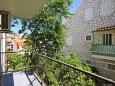 Balcony 2 - Apartment A-4004-b - Apartments Hvar (Hvar) - 4004