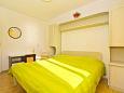 Bedroom 2 - Apartment A-4008-c - Apartments Uvala Tvrdni Dolac (Hvar) - 4008