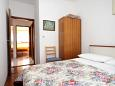Bedroom 1 - Apartment A-4024-a - Apartments Uvala Skozanje (Hvar) - 4024