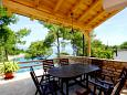 Terrace - Apartment A-4026-a - Apartments Mudri Dolac (Hvar) - 4026