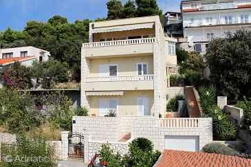Property Hvar (Hvar) - Accommodation 4046 - Apartments with pebble beach.