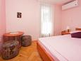 Bedroom 1 - Apartment A-4047-d - Apartments Hvar (Hvar) - 4047