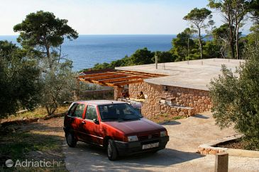 Property Sveta Nedilja (Hvar) - Accommodation 4049 - Apartments with pebble beach.