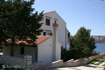 Property Stara Novalja (Pag) - Accommodation 4056 - Apartments near sea.