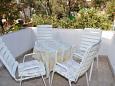 Terrace - Apartment A-4060-a - Apartments Mandre (Pag) - 4060