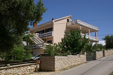 Property Lun (Pag) - Accommodation 4062 - Apartments in Croatia.