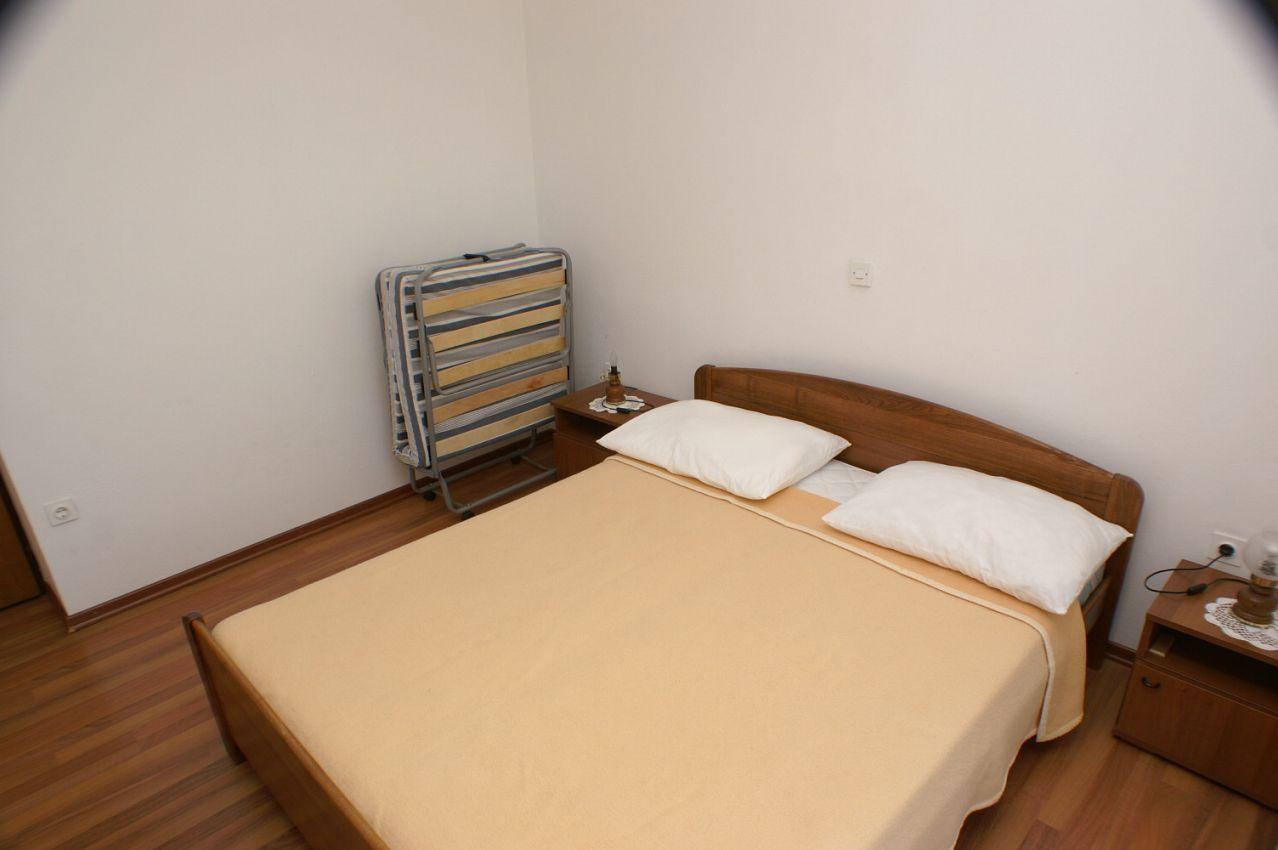 Apartmán na pláži v meste Zubovići - 4065