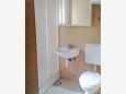 Bathroom - Apartment A-4066-c - Apartments and Rooms Zubovići (Pag) - 4066