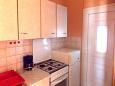 Kitchen - Studio flat AS-4088-a - Apartments Kustići (Pag) - 4088