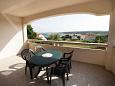 Terrace - Apartment A-4089-b - Apartments Caska (Pag) - 4089