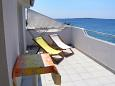 Terrace - Apartment A-4093-b - Apartments Mandre (Pag) - 4093