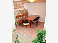 Terrace - Apartment A-4097-d - Apartments Novalja (Pag) - 4097