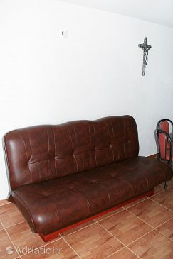 Caska, Living room u smještaju tipa apartment, dostupna klima i WIFI.
