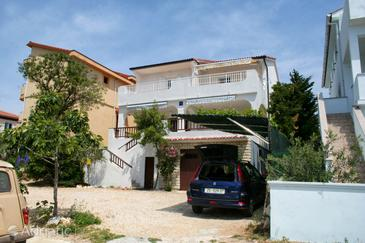 Mandre, Pag, Property 4123 - Apartments blizu mora with pebble beach.