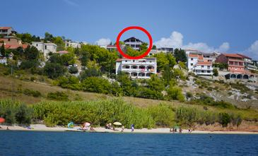 Property Smokvica (Pag) - Accommodation 4136 - Apartments with pebble beach.