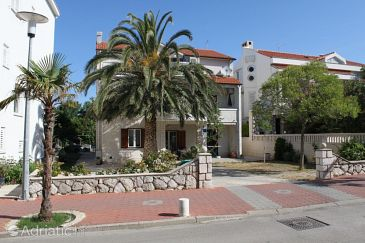 Property Novalja (Pag) - Accommodation 4145 - Apartments near sea with pebble beach.