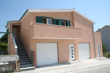 Property Vodice (Vodice) - Accommodation 4163 - Vacation Rentals with pebble beach.