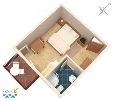 Studio AS-4172-c - Apartamenty Vodice (Vodice) - 4172