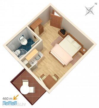Studio flat AS-4172-d - Apartments Vodice (Vodice) - 4172