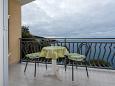 Balkon 1 - Apartament A-4176-c - Apartamenty Bilo (Primošten) - 4176