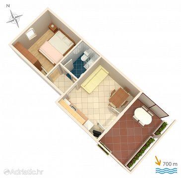 Apartment A-418-b - Apartments Krk (Krk) - 418