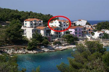 Obiekt Bilo (Primošten) - Zakwaterowanie 4191 - Apartamenty blisko morza.