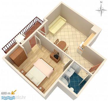 Apartment A-4210-d - Apartments Vodice (Vodice) - 4210