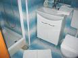 Bathroom - Apartment A-4216-d - Apartments and Rooms Primošten (Primošten) - 4216