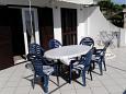 Terrace - Apartment A-4238-a - Apartments Šepurine (Prvić) - 4238