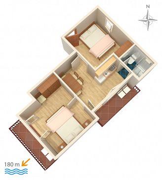 Apartament A-4247-b - Apartamenty Bilo (Primošten) - 4247