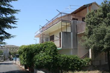 Obiekt Grebaštica (Šibenik) - Zakwaterowanie 4262 - Apartamenty blisko morza ze żwirową plażą.
