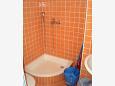 Pisak, Bathroom u smještaju tipa studio-apartment, WIFI.